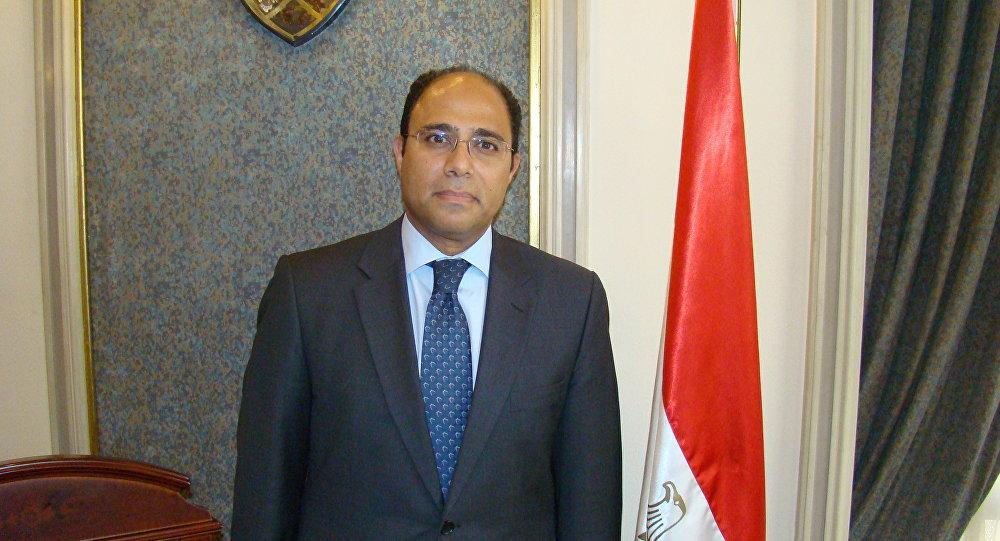 المستشار أحمد أبوزيد