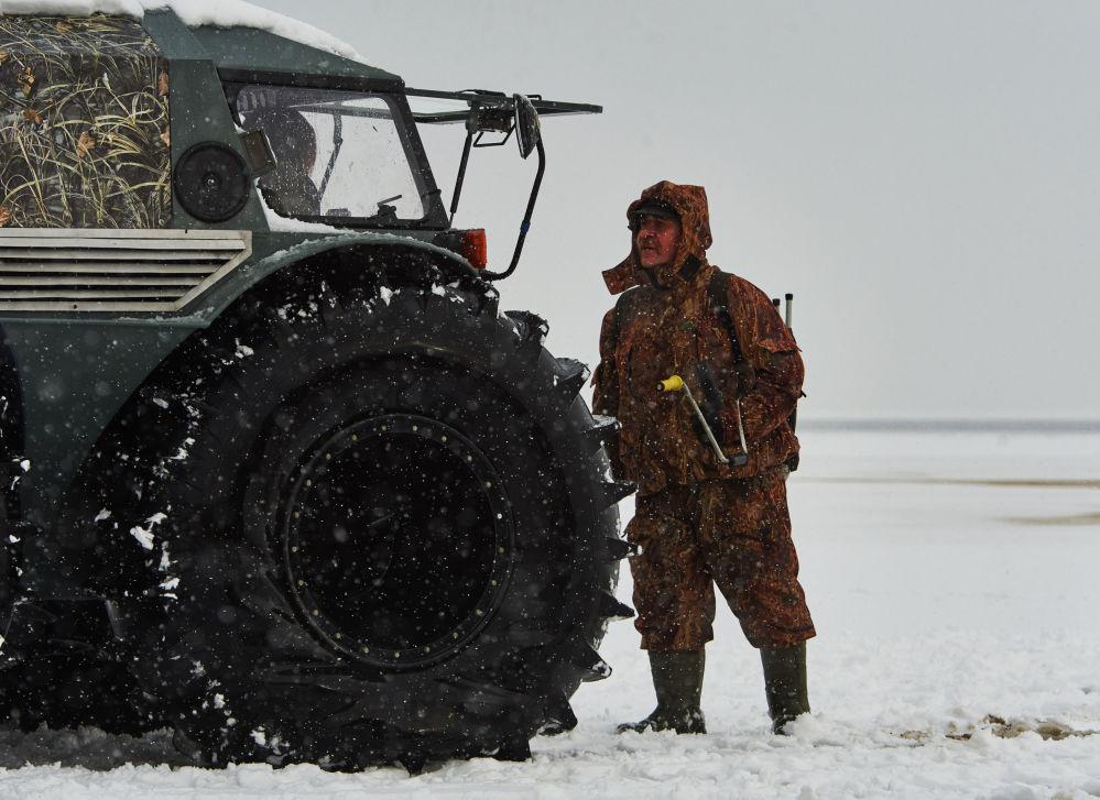 مدرعة روسية رباعية الدفع شيرب