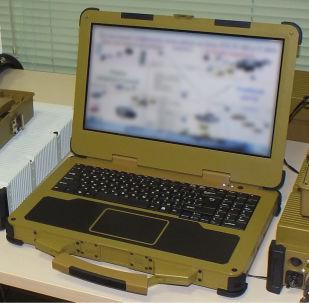 كمبيوتر محمول عسكري من إنتاج شركة أو. بي كا