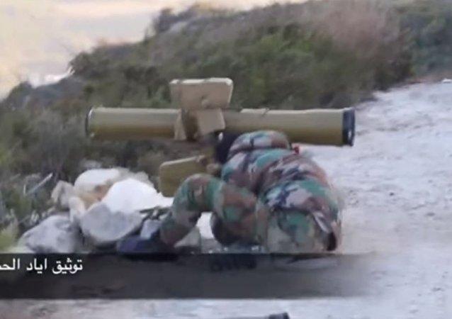 الصواريخ الروسية تفجر الإرهابيين فى اللاذقية
