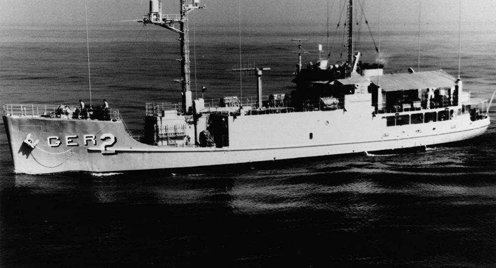 السفينة الأمريكية بويبلو