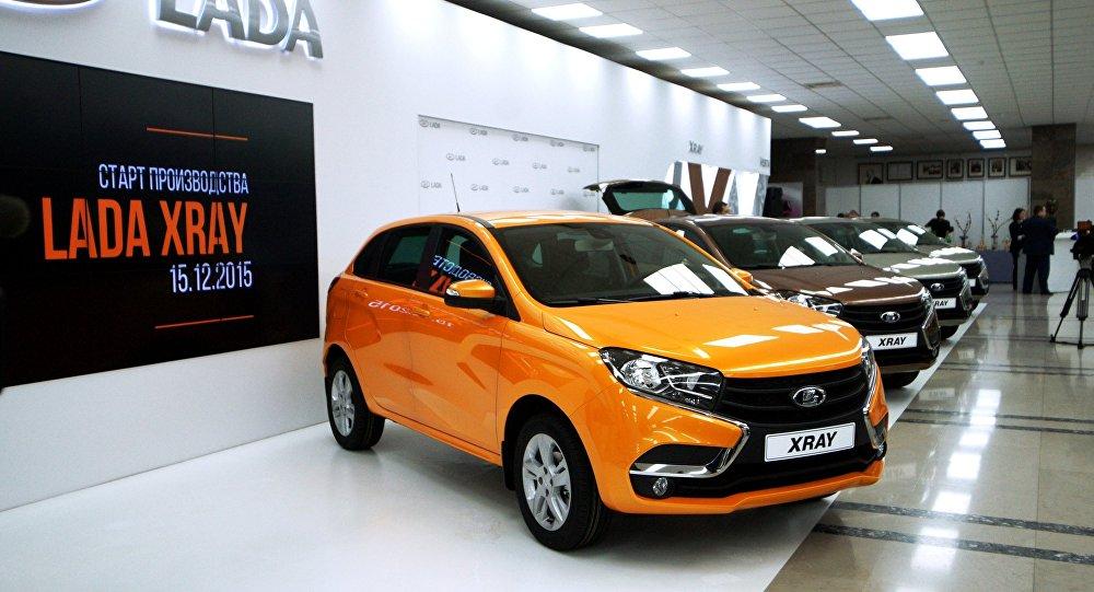 سيارات لادا من إنتاج شركة أفتوفاز