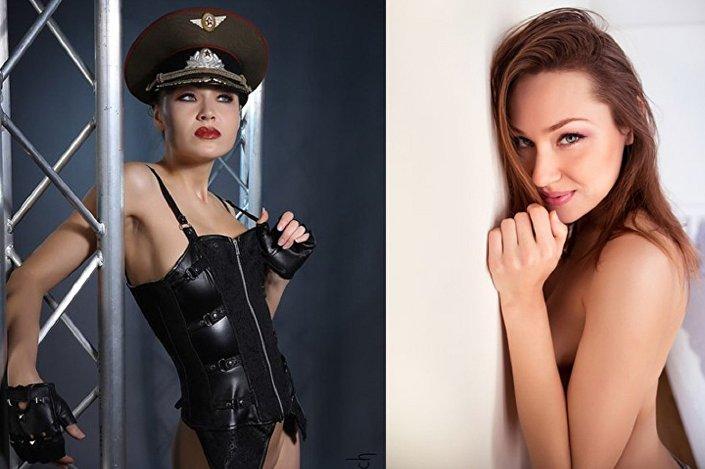 ممثلة أفلام إباحية روسية يكاترينا ماكاروفا