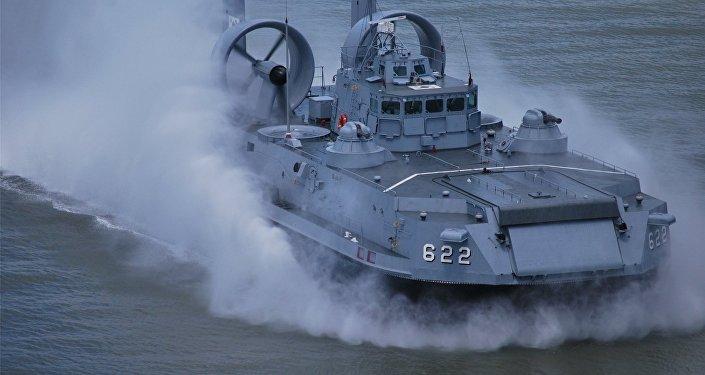 السفن البرمائية من مشروع 12061 مورينا.