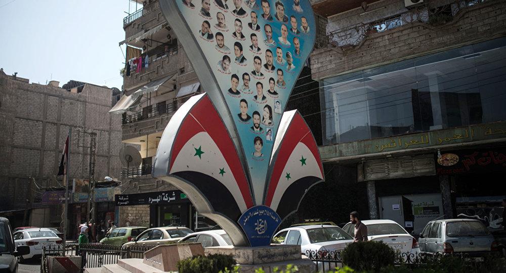الهدنة في سورية
