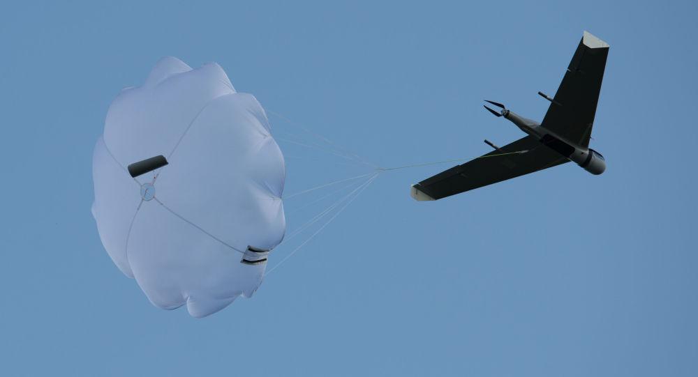 طائرة مسيّرة روسية