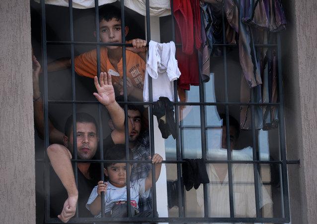 اللاجئون في بلغاريا