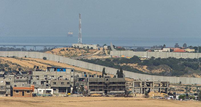 قطاع غزة والحدود