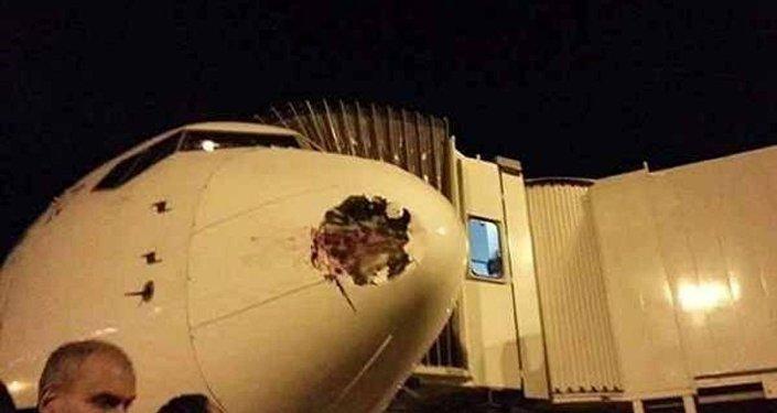طائرة مصر للطيران