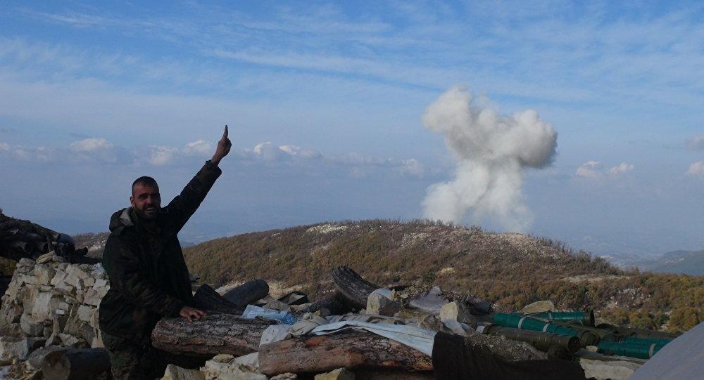 تقدم الجيش السوري في محيط كوباني