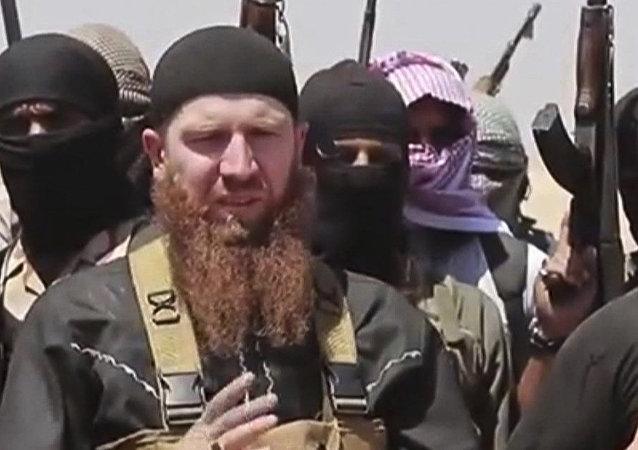 أبو عمر الشيشاني