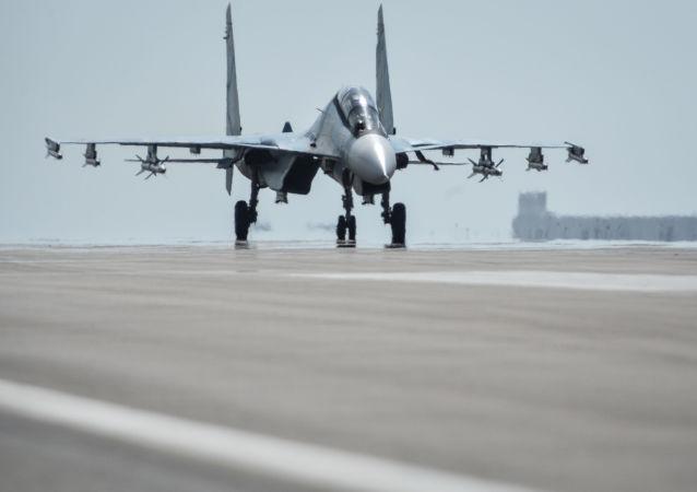 القاعدة الجوية السورية حميميم