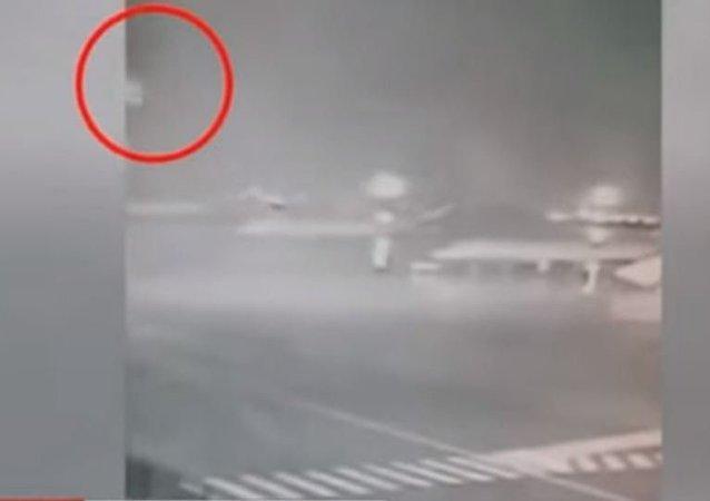 قسوة الطقس فى روسيا ولقطات جديدة لسقوط طائرة دبي