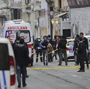 انفجار شارع الاستقلال