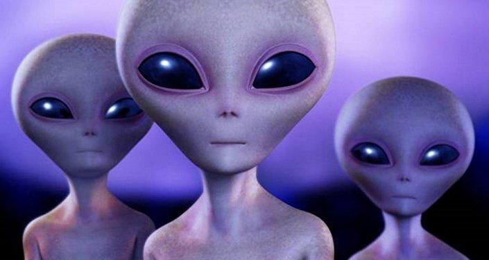 مخلوقات فضائية