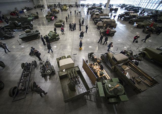 معرض موتورز الدولي