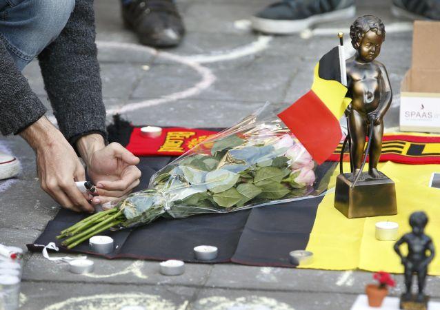 تكريم ذكرى ضحايا هجمات بروكسل