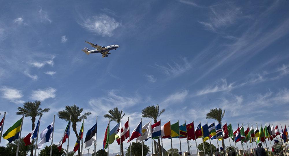 مطار الشرم الشيخ في مصر