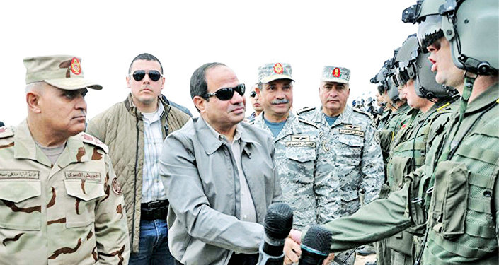 الجيش المصري