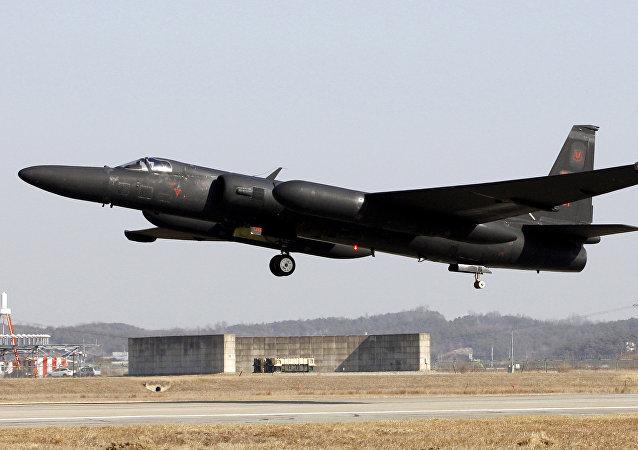 الطائرة التجسسية U-2