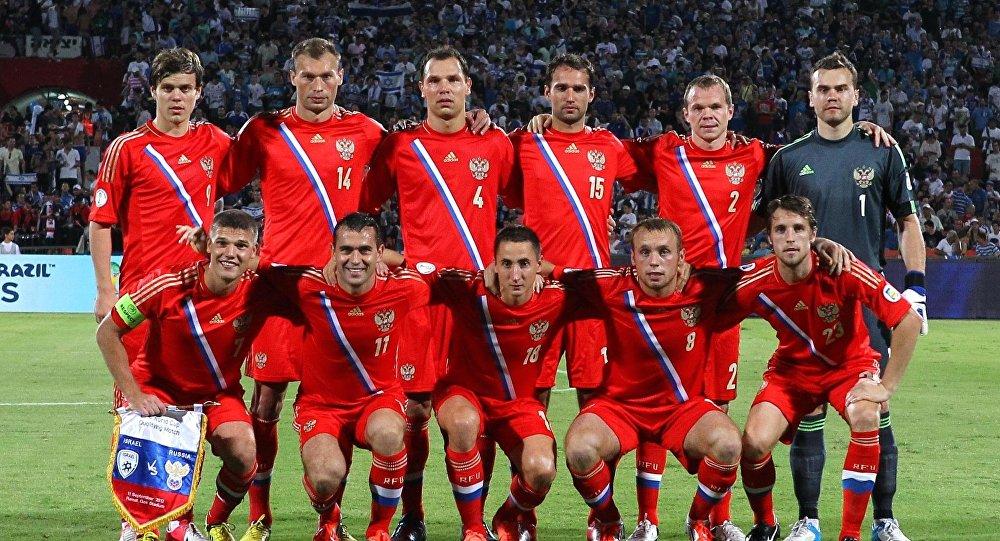 المنتخب الروسي