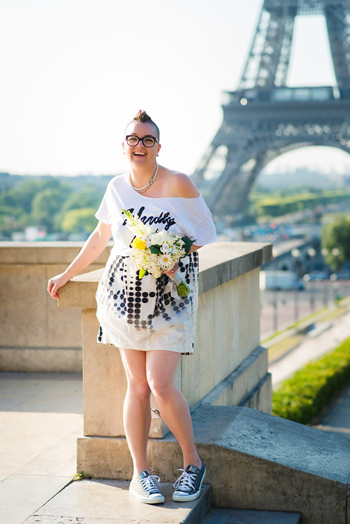 زواج بيوتيفل إكزيستنس في باريس