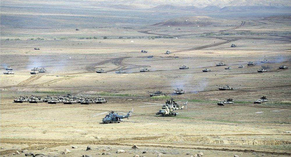 الحرب بين أذربيجان وأرمينيا