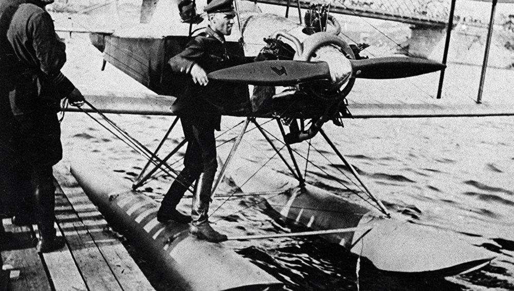 مصمم الطائرة ألكسندر ياكوفليف