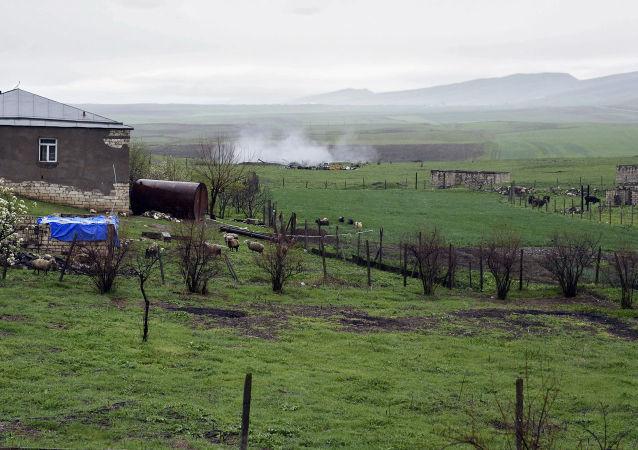 الوضع في كاراباخ