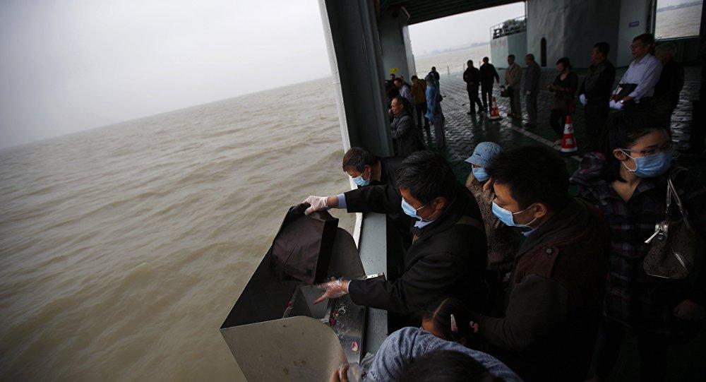 الدفن في الصين
