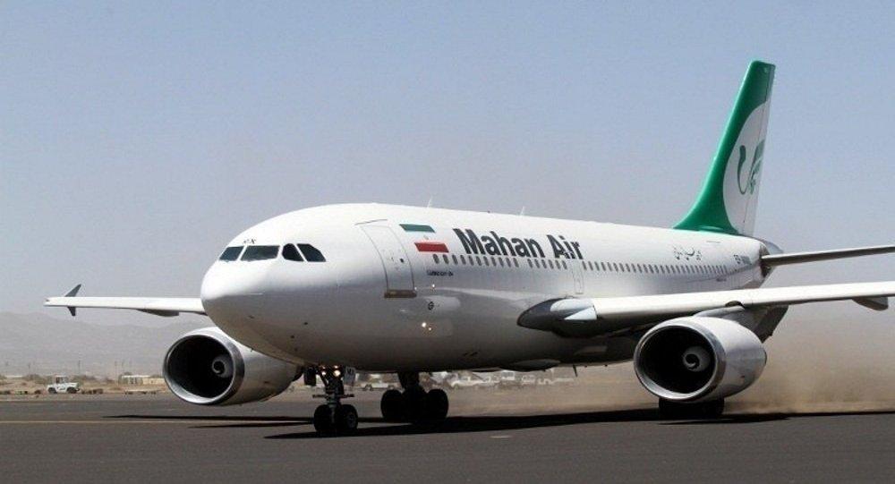 طائرات ماهان آير الإيرانية
