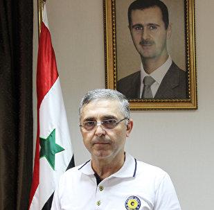 وزير المصالحة السوري علي حيدر