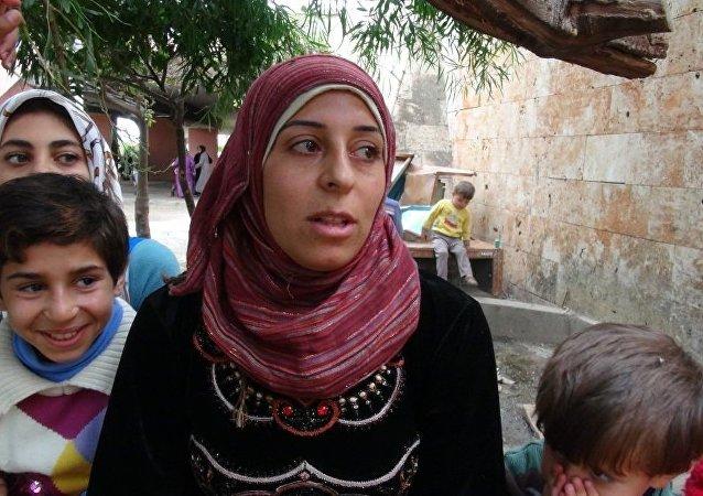 الناخبين المهجرين في سوريا مطمأنين للأجواء السياسية والعسكرية