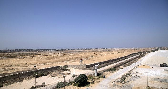 سيناء والحدود المصرية