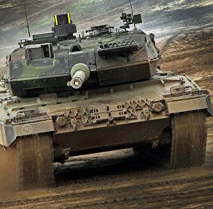 دبابة ألمانية