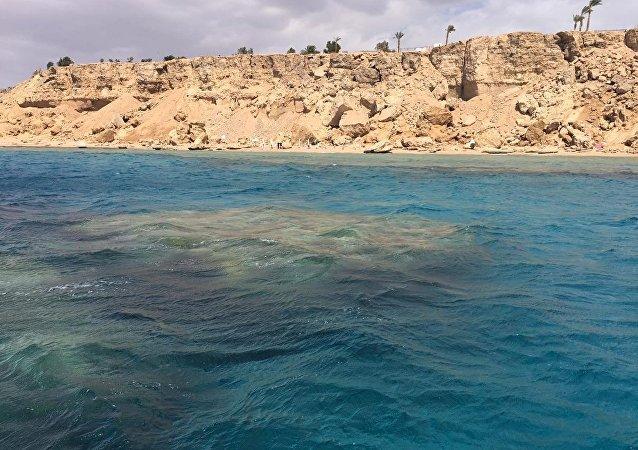 جزر تيران وصنافير