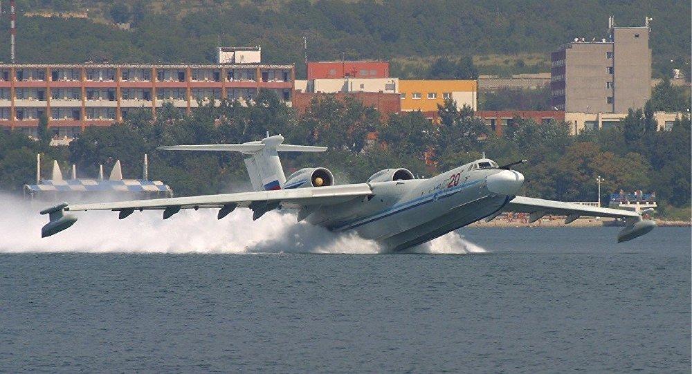 الطائرة البرمائية المضادة للغواصات A-40 الباتروس