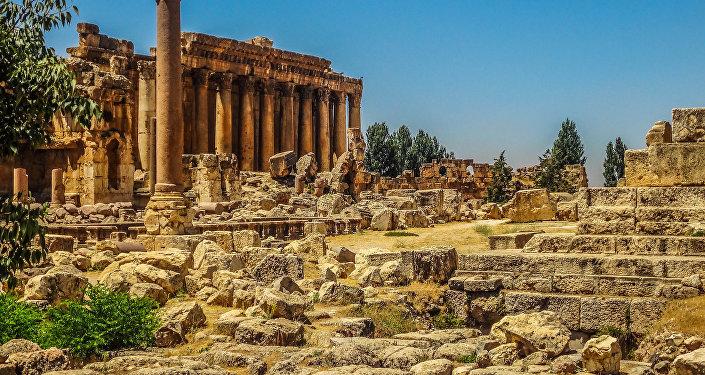 مدينة بعلبك الأثرية