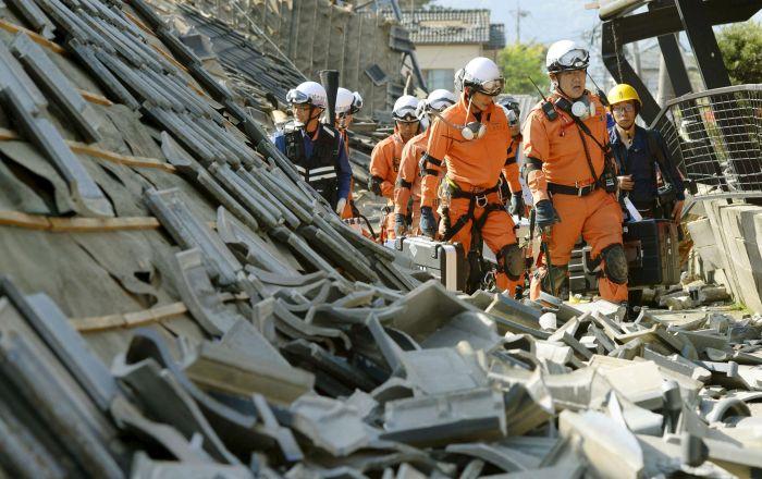 زلزال بقوة 5.2 درجة يضرب شمال شرق جزيرة هونشو اليابانية