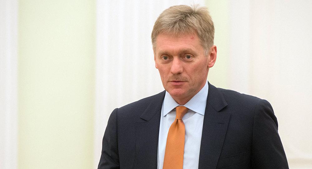 المتحدث باسم الرئيس الروسي دميتري بيسكوف