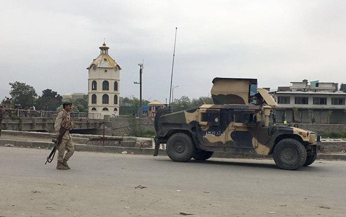 اشتباكات بين الأمن ومسلحين قصفوا القصر الرئاسي الأفغاني