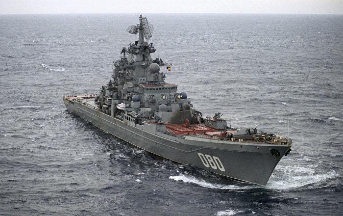 قدرات قتالية جديدة للطراد النووي الروسي