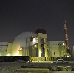المفاعل النووي الإيراني