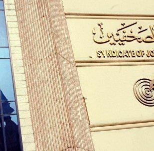 نقابة الصحفيين المصرية