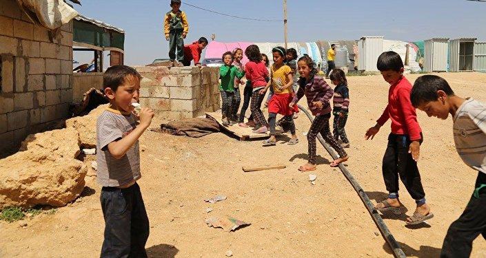 حياة اللاجئين السوريين في لبنان