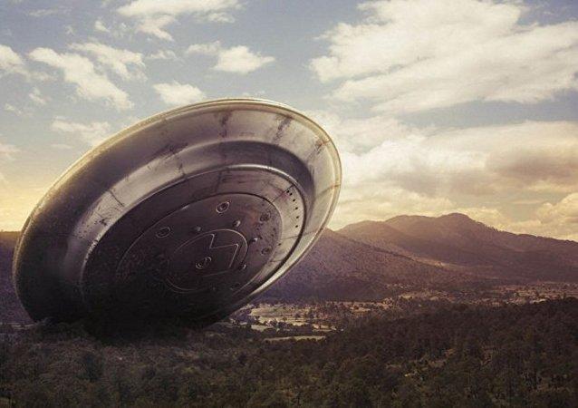 صورة فضائية لـالمنطقة 51