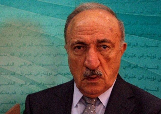 محمود عثمان برلماني عراقي