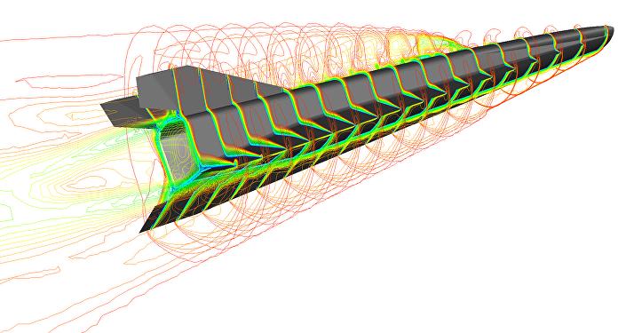 صناعة طائرة ركاب تفوق سرعة الصوت