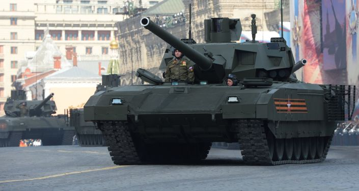 دبابة تي - 14 أرماتا