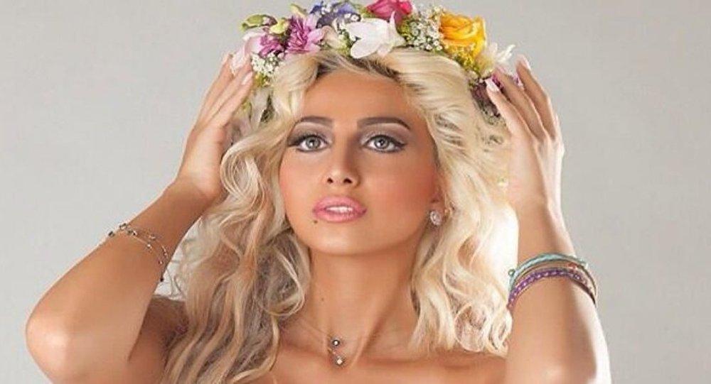 6dc2275cf3d11 بالصور...أول عارضة أزياء سعودية تشعل